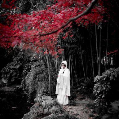 12月03日 桂林公园 汉服古装唯美_摄影师江南的返片