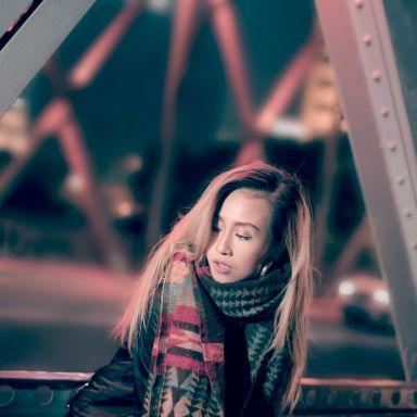 2018-02-28 外白渡桥欧美风格外模拍摄活动_摄影师江南小生的返片