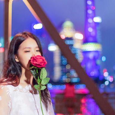 2018-06-20 玫瑰外滩夜景 街拍_摄影师晦恩的返片