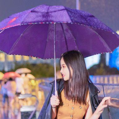 2018-06-22 陆家嘴天桥夜景街拍 滨江公园_摄影师晦恩的返片
