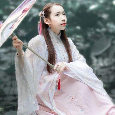 2018-06-09 桂林公园 汉服的古装_摄影师晦恩的返片
