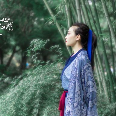 2018-06-24 汉服主题 桂林公园_摄影师晦恩的返片