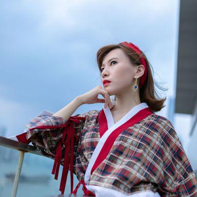 2018-07-08 汉服汉元素的文艺复古小清新_摄影师郭小皓的返片
