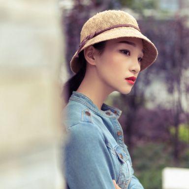 2018-06-03 性感可爱风 街拍 夏都小镇 _摄影师郭小皓的返片