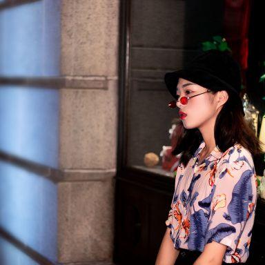 2018-07-29 外滩及外白渡桥夜景_摄影师晦恩的返片