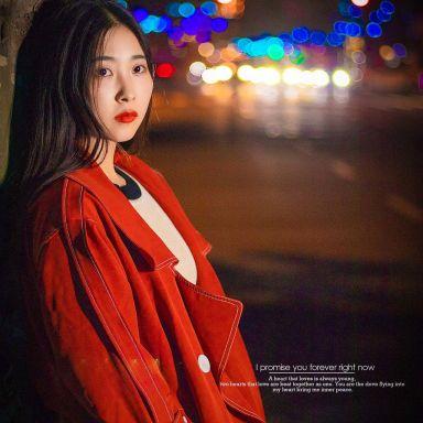 2018-10-26 南京西路夜景街拍_摄影师晦恩的返片