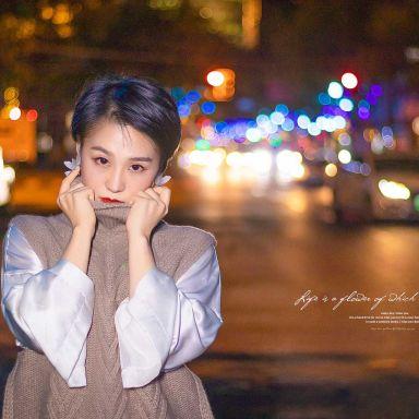 2018-10-30 南京西路夜景_摄影师晦恩的返片