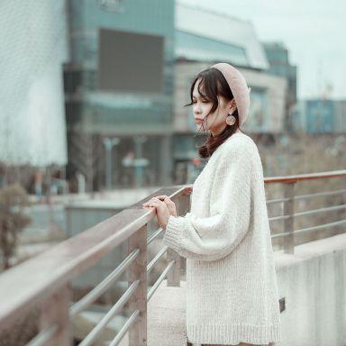 2018-11-17 虹桥天地街拍 已经有模特_摄影师Tommy的返片