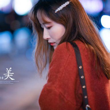2018-11-30 南京西路夜景街拍_摄影师晦恩的返片