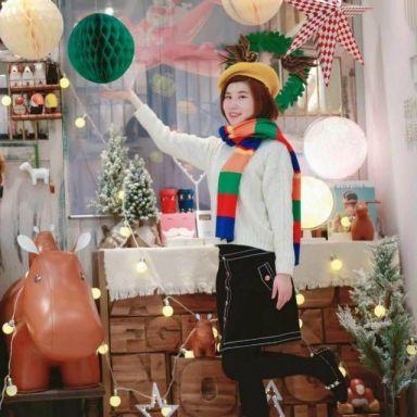 2018-12-02 大悦城_模特每天KIWI和MILK的返片