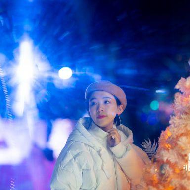 2018-12-08 大悦城 圣诞主题_摄影师晦恩的返片