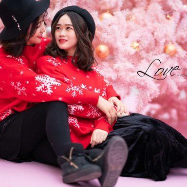 2018-12-15 大悦城圣诞及闺蜜摄影_摄影师晦恩的返片